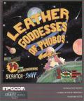 Leather Goddesses of Phobos Atari ST Front Cover