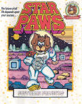 Star Paws Commodore 64 Front Cover