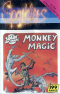 Monkey Magic Commodore 64 Front Cover