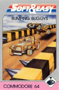 Bumping Buggies Commodore 64 Front Cover