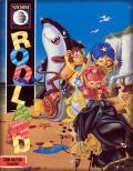 Rodland Commodore 64 Front Cover