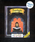 Fairlight Commodore 64 Front Cover