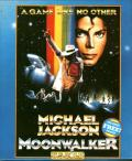 Moonwalker DOS Front Cover