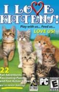 I Love Kittens! Windows Front Cover