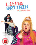 Little Britain: The Video Game Windows Front Cover