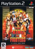 The King of Fighters 2000/2001 PlayStation 2 Front Cover
