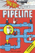 Super Pipeline Commodore 64 Front Cover