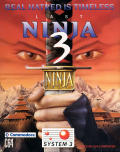 Last Ninja 3 Commodore 64 Front Cover