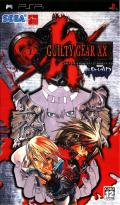 Guilty Gear X2: The Midnight Carnival #Reload PSP Front Cover