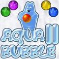 Aqua Bubble II Macintosh Front Cover