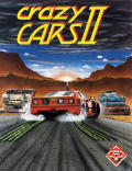 F40 Pursuit Simulator Commodore 64 Front Cover