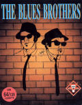 The Blues Brothers Commodore 64 Front Cover
