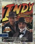Indiana Jones and The Last Crusade: The Graphic Adventure Atari ST Front Cover