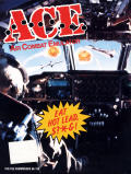 ACE: Air Combat Emulator Commodore 64 Front Cover