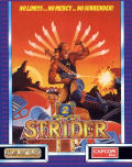 Strider 2 Commodore 64 Front Cover