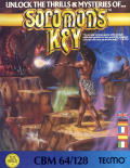 Solomon's Key Commodore 64 Front Cover