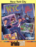 New York City Commodore 64 Front Cover