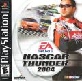 NASCAR Thunder 2004 PlayStation Front Cover
