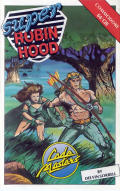Super Robin Hood Commodore 64 Front Cover