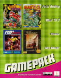Gamepack DOS Front Cover