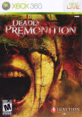 Deadly Premonition Xbox 360 Front Cover