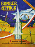 Bomber Attack Apple II Front Cover