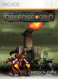 Defense Grid: The Awakening Xbox 360 Front Cover