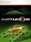 Battlezone Xbox 360 Front Cover