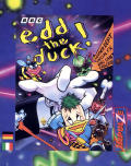 Edd the Duck! Commodore 64 Front Cover