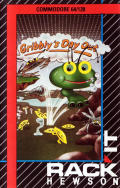 Gribbly's Day Out Commodore 64 Front Cover