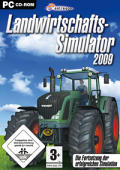 Farming Simulator 2009 Windows Front Cover
