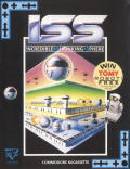 Incredible Shrinking Sphere Commodore 64 Front Cover