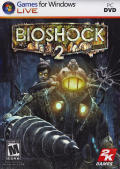 BioShock 2 Windows Front Cover