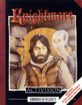 Knightmare Commodore 64 Front Cover