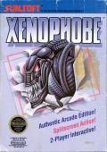 Xenophobe NES Front Cover