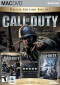 Call of Duty: Deluxe Edition Macintosh Front Cover