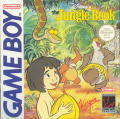 Disney's The Jungle Book Game Boy Front Cover