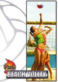 Beach Volley Hot Sports Windows Front Cover