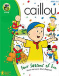 Caillou: Four Seasons of Fun Windows Front Cover