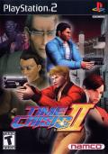Time Crisis II PlayStation 2 Front Cover