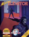Mission Elevator Commodore 64 Front Cover
