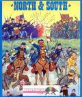 North & South Commodore 64 Front Cover