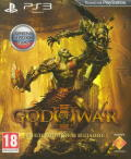God of War III (Collector's Edition) PlayStation 3 Front Cover