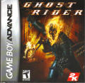 Ghost Rider Game Boy Advance Front Cover