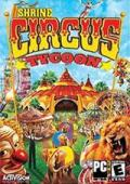 Shrine: Circus Tycoon Windows Front Cover