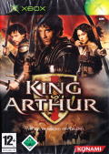 King Arthur Xbox Front Cover