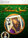 Hardwood Spades Xbox 360 Front Cover