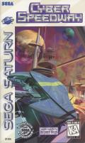 Cyber Speedway SEGA Saturn Front Cover