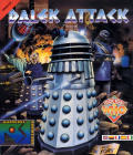 Dalek Attack Commodore 64 Front Cover
