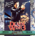 Death Wish 3 Commodore 64 Front Cover